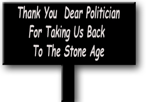 Hartals - Political parties taking us back to the stone age